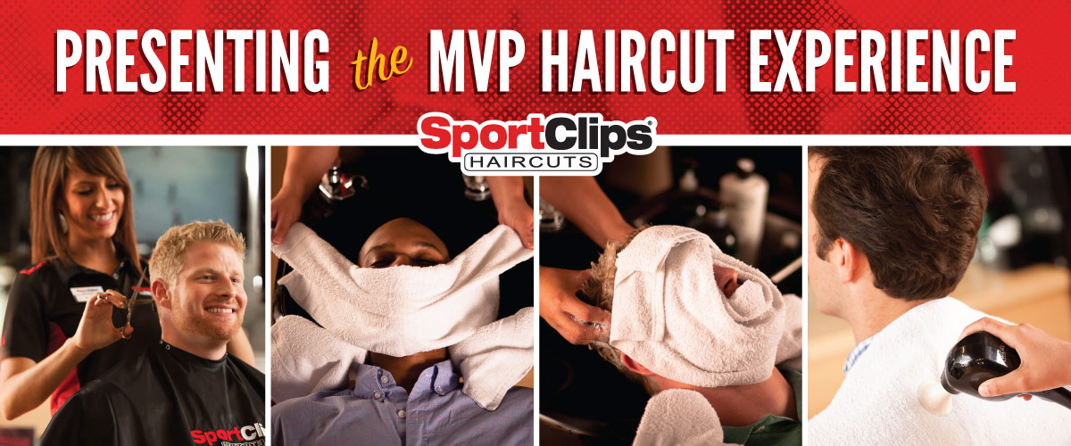 The Sport Clips Haircuts of Coconut Creek  MVP Haircut Experience